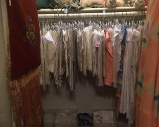 linens closet