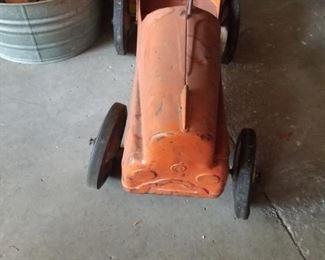 Garton G Hot Rod Pedal Car