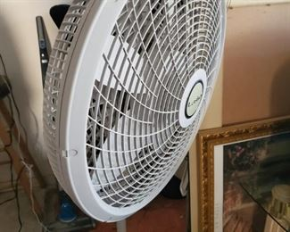 For people that do not have air conditioning in their garage.  I, however did not miss that detail and neither did Nancy.  FAFAFAFA