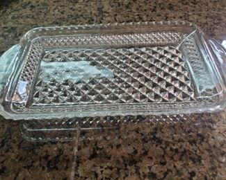 Serving Tray.