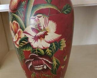 Cool Floral Vase.