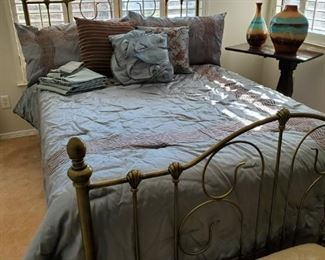 Quality bedding for your entertainment center!