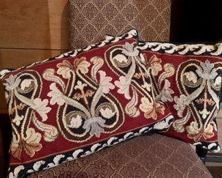Michaelian and Kohlberg Pillows