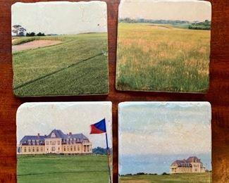 Golf tiles