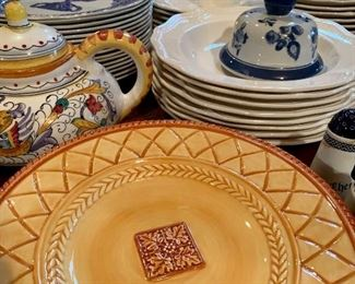 Lots and Lots of excellent kitchen items and dishware!