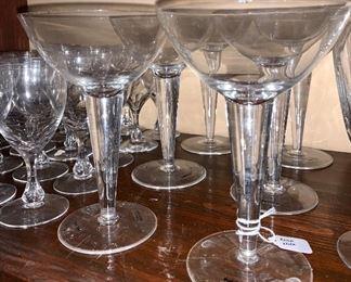 Bossa Nova Martini Glasses