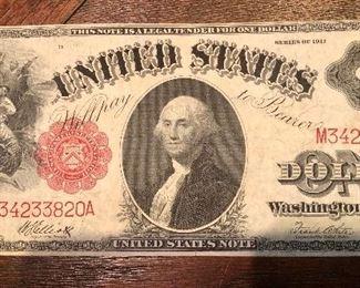 US 1918 dollar