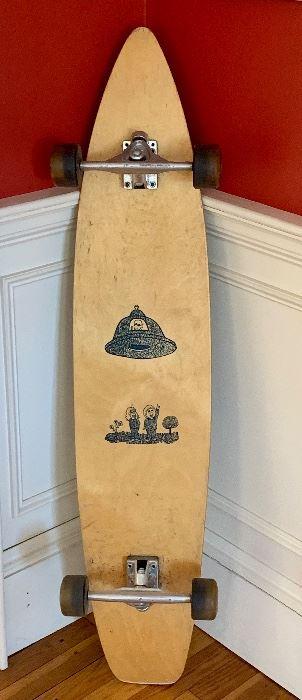 Traditional Longboard