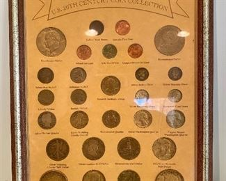 U.S. 20th C. Coin Collection