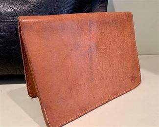 Barbara Bolan leather