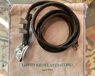 Barry Kieselstein-Cord Belt