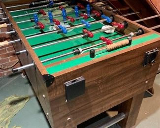 Good Time Novelty Inc. Foosball Game Table