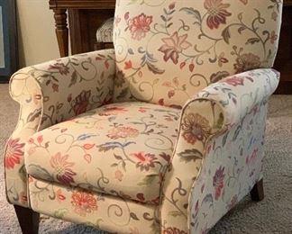 #2 La-Z-Boy Charlotte High Leg Reclining Chair 028931 Mahogany legs38x33x34inHxWxDWas purchased recently for $900 each!!!