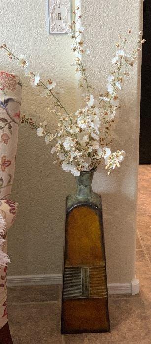 Lg Decor Vase