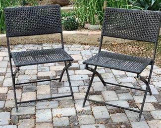 Hampton Bay Folding Chair All Weather #1   Hampton Bay Folding Chair All Weather #1