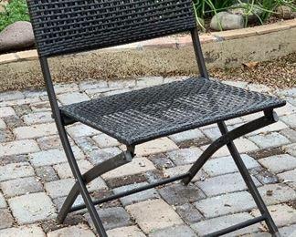 Hampton Bay Folding Chair All Weather #2