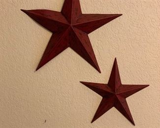 Wall decor stars