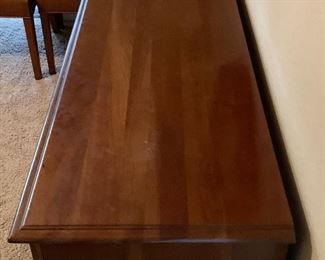 Vintage 11-Drawer Dresser33x61x19inHxWxD