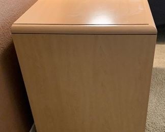 Honey Maple Lateral File Cabinet29x36x24HxWxD