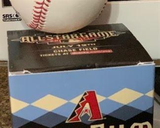 Don Baylor signed baseball Arizona Diamondbacks