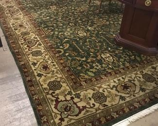 New Zealand Area Carpet large great condition thick/quality
