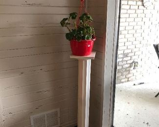 Plant stand and plant