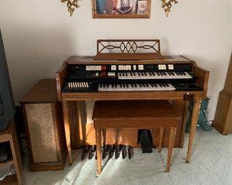 Wurlitzer Organ originally purchased in 1962