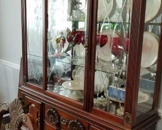 dining china cabinet