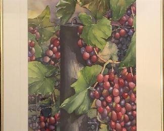 Original Watercolor signed