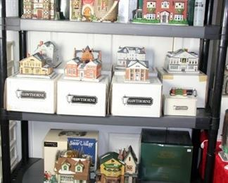 HUGE SELECTION of Department 56 Dicken's Houses!