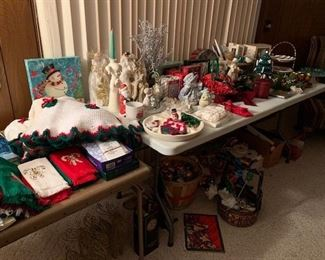 This is only some of the holiday items!