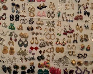 Earrings for days....