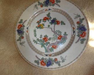 ROSENTHAL SELB BAVARIA CHINA PLATE SET
