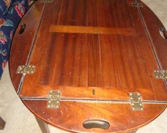 BUTLER'S TABLE