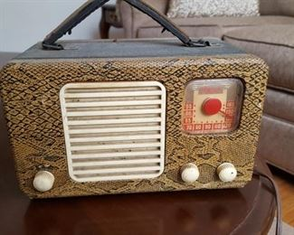 Travler radio