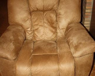 There are 2 of these Like New Lazy Boy  Recliners