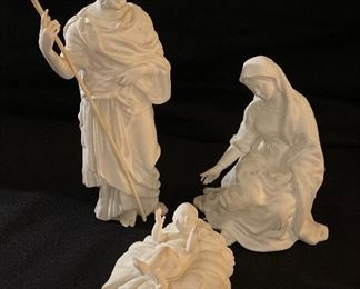 "Lenox ""The Renaissance Nativity Collection"", ""The Holy Family"""