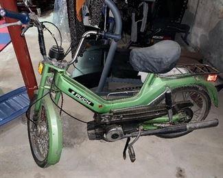 Puch, Vintage Motorbike