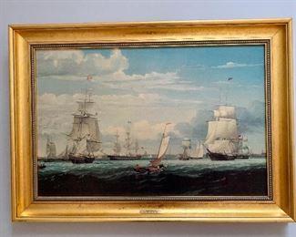 Boston Harbor, 1853