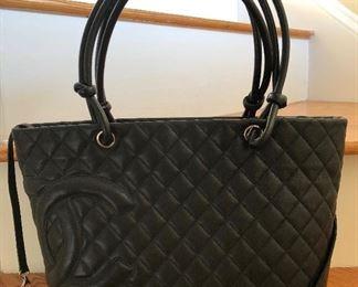 Chanel Bag, Pink Interior