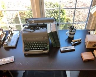 desk top shot collection.