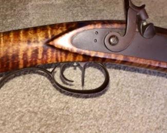 Close up black powder guns, more info to come
