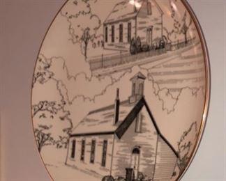 Mt Pleasant church, Ohio