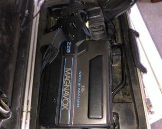 Magnavox recorder