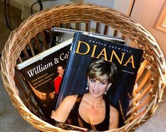 Princess Diana's magazines