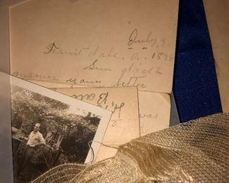 1898 letter