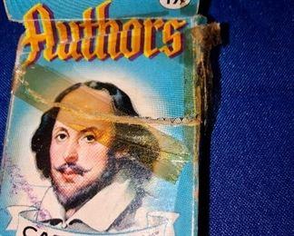 Author memory cards