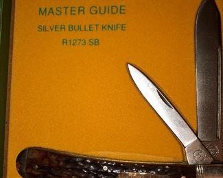 Remington collector pocket knife
