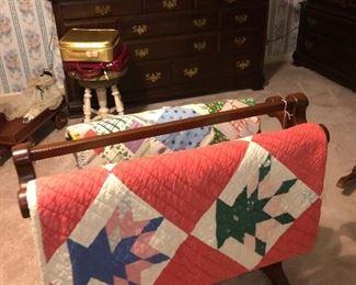 exquisite antique quilts