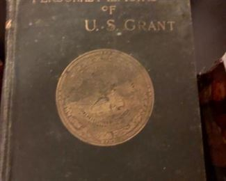 PERSONAL ME,OIRS OF U. S. GRANT